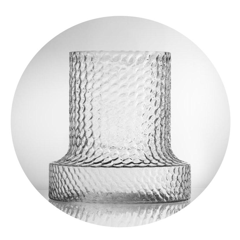 Kolonn vas stor, Skrufs Glasbruk