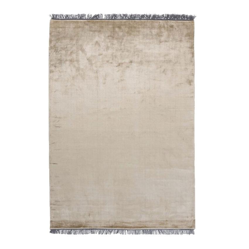 Viskosmatta ALMERIA 140 x 200 cm beige, Linie Design