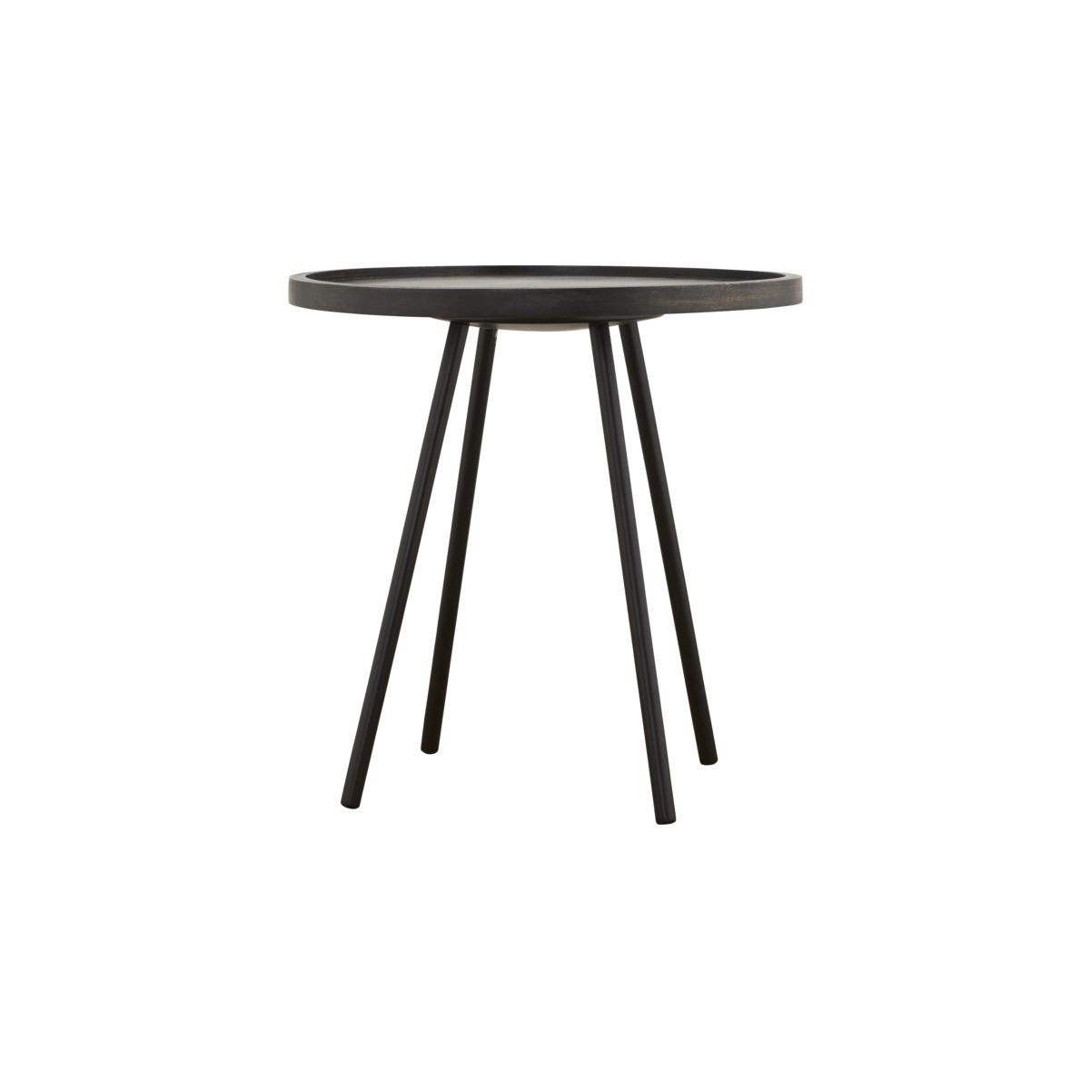 Coffetable JUCO Ø 50 cm h: 50 cm, House Doctor